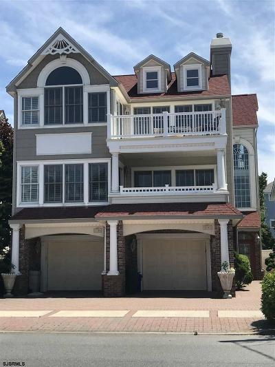 Ocean City Condo/Townhouse For Sale: 1705 Wesley #1st Floo