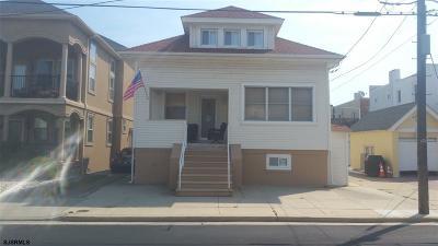 Atlantic City, Longport, Longport Borough, Margate, Ventnor, Ventnor Heights Rental For Rent: 17 Frontenac Ave