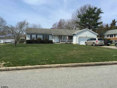 Newfield Single Family Home For Sale: 10 Hunter Dr