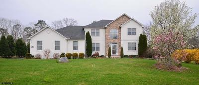 Vineland Single Family Home For Sale: 1960 Whispering Woods Way