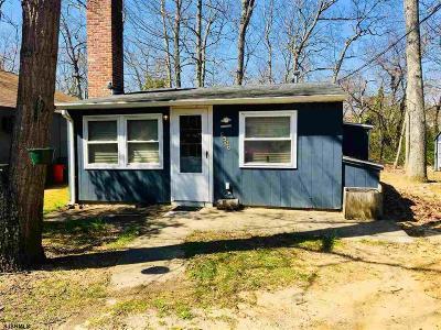 Millville Single Family Home For Sale: 6506 Battle Ln