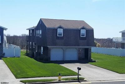 Brigantine Single Family Home For Sale: 5208 Ocean Dr S Dr