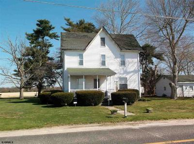 Upper Deerfield Township Single Family Home For Sale: 111 Richards Road