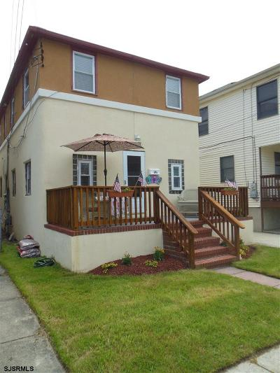 Atlantic City, Longport, Longport Borough, Margate, Ventnor, Ventnor Heights Rental For Rent: 14 S Madison Ave