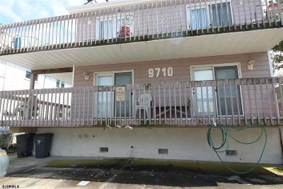 Atlantic City, Longport, Longport Borough, Margate, Ventnor, Ventnor Heights Rental For Rent: 9710 Monmouth Ave