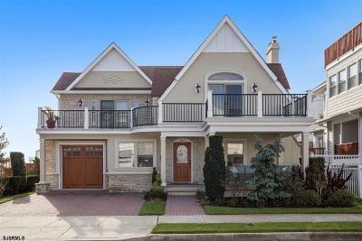 Ventnor Single Family Home For Sale: 108 S Philadelphia Ave