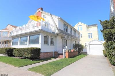 Ventnor Single Family Home For Sale: 103 S Richards Ave