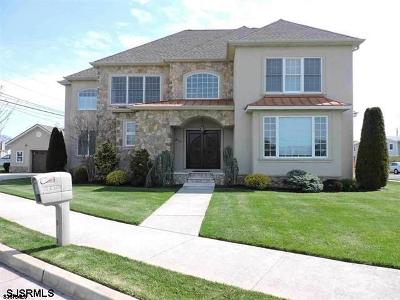 Atlantic City, Longport, Longport Borough, Margate, Ventnor, Ventnor Heights Rental For Rent: 8107 Fulton Ave