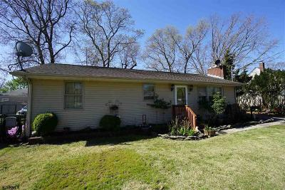 Millville Single Family Home For Sale: 905 Pine Street