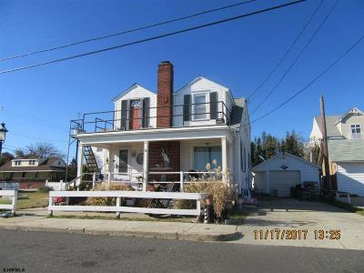 Somers Point Single Family Home For Sale: 551 Launch Ave