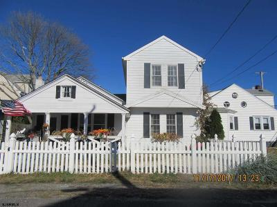 Somers Point Single Family Home For Sale: 18 Kapella Ave