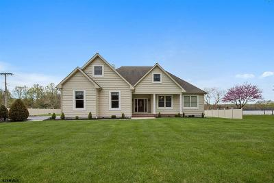 Upper Deerfield Township Single Family Home For Sale: 4 Gary Plaza