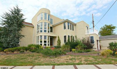 Atlantic City, Longport, Longport Borough, Margate, Ventnor, Ventnor Heights Rental For Rent: 19 Seaside Ct