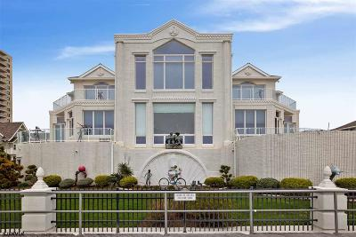 Ventnor Single Family Home For Sale: 4900 Boardwalk
