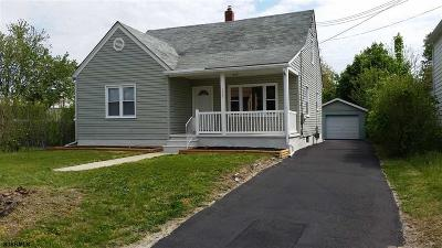 Buena Single Family Home For Sale: 109 S Franklin Street