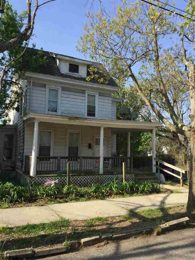 Millville Multi Family Home For Sale: 419 E Mulberry St