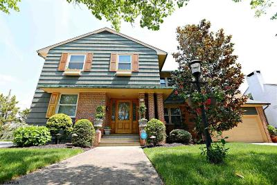 Margate Single Family Home For Sale: 117 N Mansfield Ave