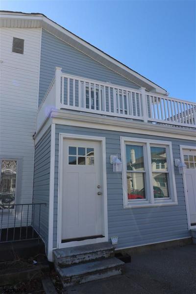 Atlantic City, Longport, Longport Borough, Margate, Ventnor, Ventnor Heights Rental For Rent: 108 N Baltimore Ave