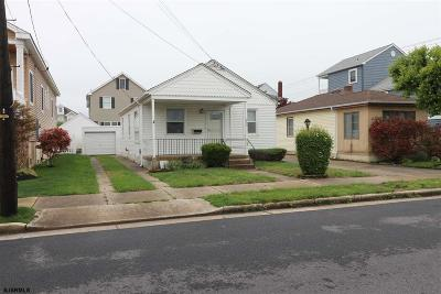 Margate Single Family Home For Sale: 214 N Kenyon Ave Ave