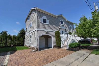 Margate Single Family Home For Sale: 14 S Hanover Ave