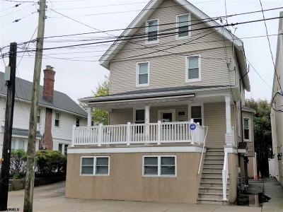 Atlantic City, Longport, Longport Borough, Margate, Ventnor, Ventnor Heights Rental For Rent: 15 S Little Rock Ave