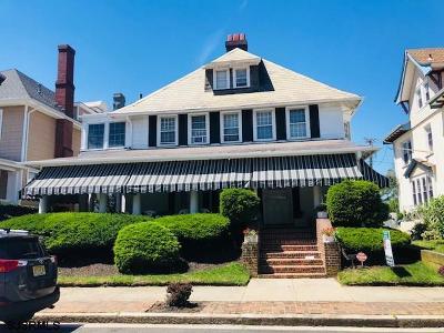 Atlantic City, Longport, Longport Borough, Margate, Ventnor, Ventnor Heights Rental For Rent: 116 S Ridgeway Ave