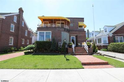 Margate Single Family Home For Sale: 112 S Pembroke Ave