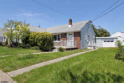 Margate Single Family Home For Sale: 117 N Gladstone Ave