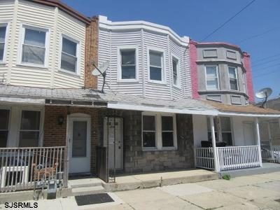 Atlantic City Single Family Home For Sale: 2015 Grant Ave