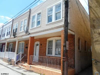 Atlantic City Single Family Home For Sale: 719 Harris Pl