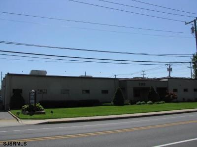 Millville Commercial For Sale: 1203 N High Street