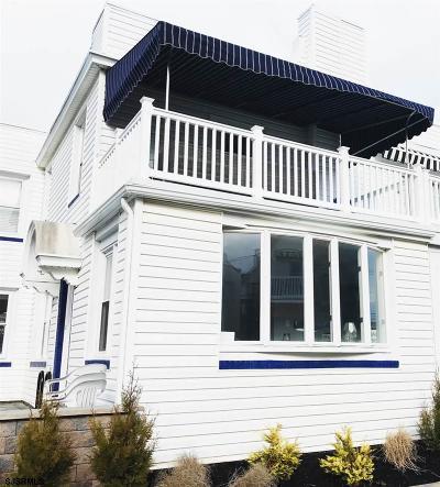 Atlantic City, Longport, Longport Borough, Margate, Ventnor, Ventnor Heights Rental For Rent: 23 S Avolyn