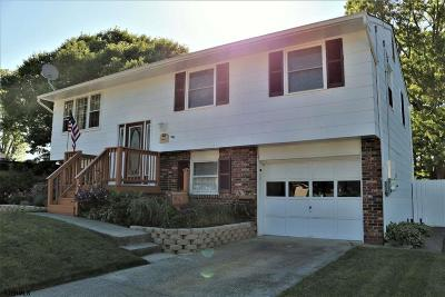 Somers Point Single Family Home For Sale: 22 Franklin