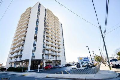 Atlantic County Condo/Townhouse For Sale: 236 N Derby Ave #504