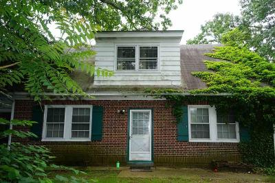 Millville Single Family Home For Sale: 1103 Buck St Street