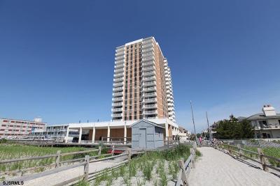 Ventnor Condo/Townhouse For Sale: 5200 Boardwalk #4E