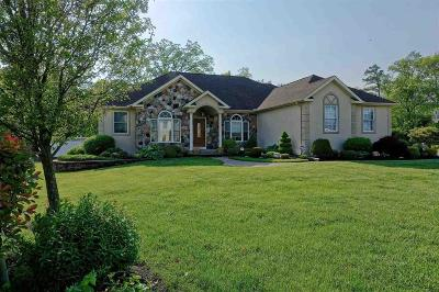Vineland Single Family Home For Sale: 1824 Whispering Woods Way