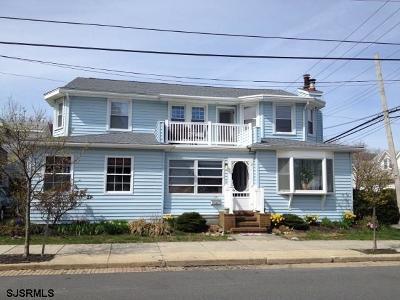 Atlantic City, Longport, Longport Borough, Margate, Ventnor, Ventnor Heights Rental For Rent: 24 N Troy Ave