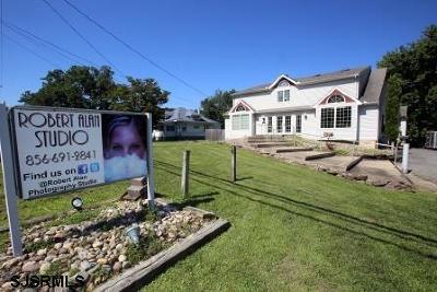 Vineland Commercial For Sale: 1710 S Main Road