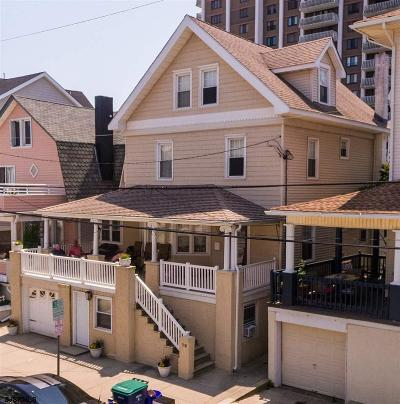 Atlantic City Single Family Home For Sale: 118 S Kingston Ave