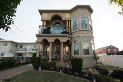 Atlantic City, Longport, Longport Borough, Margate, Ventnor, Ventnor Heights Rental For Rent: 10 S Frontenac Ave