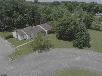 Millville Single Family Home For Sale: 2 Hillcrest Ave Ave