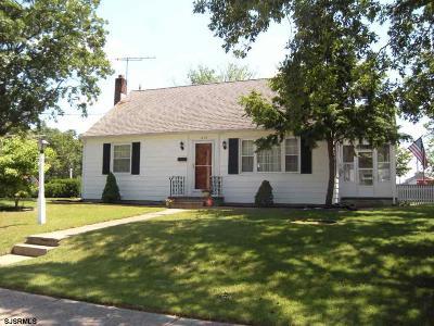 Millville Single Family Home For Sale: 1015 Buck Street