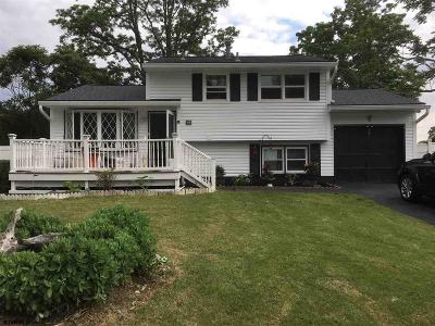 Vineland Single Family Home For Sale: 1611 Manchester Dr