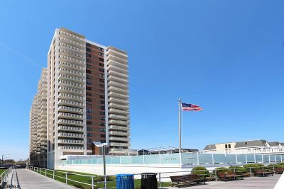 Atlantic County Condo/Townhouse For Sale: 100 S Berkley Sq #PH-2C