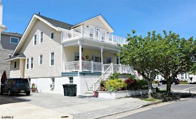Atlantic City, Longport, Longport Borough, Margate, Ventnor, Ventnor Heights Rental For Rent: 100 S Sacramento Ave