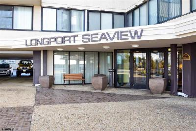 Longport Condo/Townhouse For Sale: 111 S 16th Ave #220