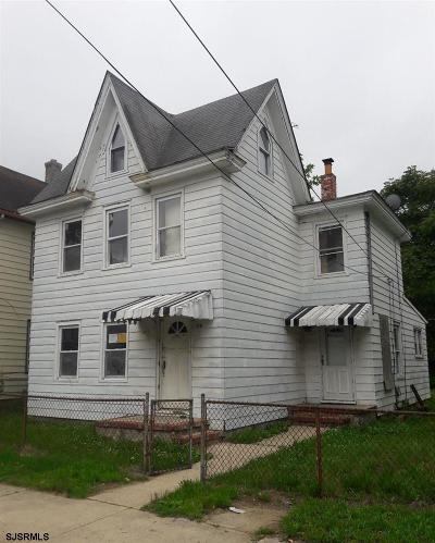 Millville Single Family Home For Sale: 214 S 4th Street