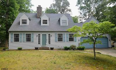 Newfield Single Family Home For Sale: 40 Sandy Dr