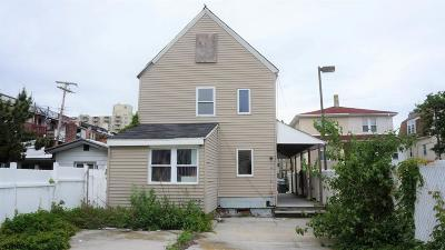 Atlantic City Single Family Home For Sale: 21 S Annapolis Ave